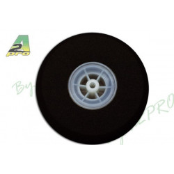 Roues en mousse Super légère - 76mm, 19gr (4456)