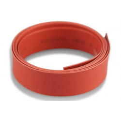 Gaine thermoretractable - Shrink tube 10mm x 1m red