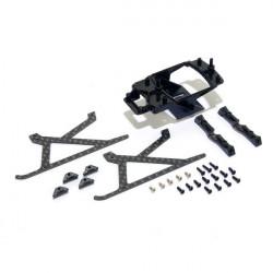Carbon Landing Skid (Type A) - Trex 150