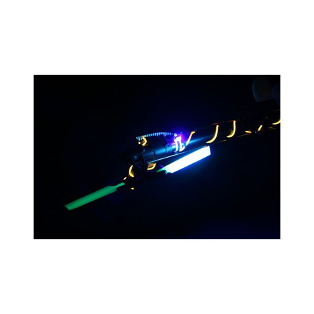HP 500 Tail Blades - Night with Ultra UV LED 70mm (4050)