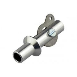Crochet de remorquage aluminium 8,0mm (701110)