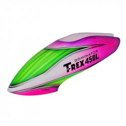 Lynx TREX 450L - Air Brushed - Fiber Glass Canopy - S (LX450L014)