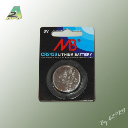 Lithium battery CR2430 (50243)