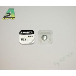 Button battery V371 - 1,55V (1 pc) (50371)