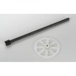 Outer shaft, Main Gear and Bushing Holder Set: BMCX (EFLH2213)