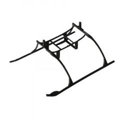 Landing Skid and Battery Mount Set: BCMX (EFLH2222)