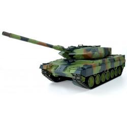 1/16 German Leopard II A6 BB Firing RC Tank avec fumée et Son - 2.4GHz Version (T3889-1)