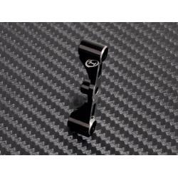 Support de Dérive Alu. 7075 vertical stabilizer mount - Trex 550 / 600 Dominator