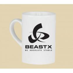 Tasse à café Blanche / Mug Blanc BeastX (FW-T034)