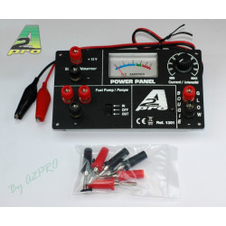 Power panel (1301)