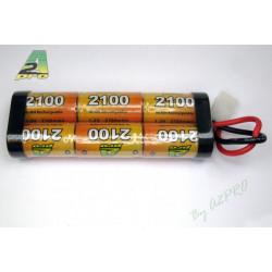 PACK 7.2V/AP-2100SC TAMIYA (6212F)