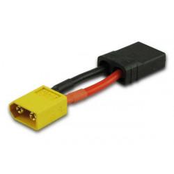 Adaptateur/adapter XT60/Traxxas plug
