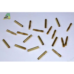 Contact OR 2.0mm M+F (10 paires) (14020)