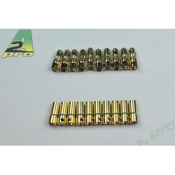 Contact OR 3.5mm M+F (10 paires) (14030)