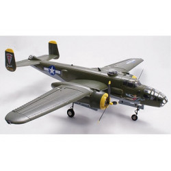 HC Hobby B-25 Mitchell - 5Ch - Large Scale 1355mm - ARF (C-B25)