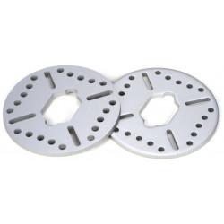 5ive-T-Disques de frein en aluminium (LOSB3234)