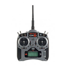 DX6i 6 voies Nouvelle version Emetteur seul Mode 1 (SPMR6630)