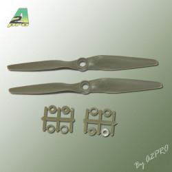 Hélice Gemfan électrique – 6 x 4 (2 pcs) (G2060040)
