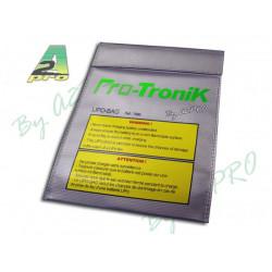 Sac LiPo Protronik Anti Feu (7699)