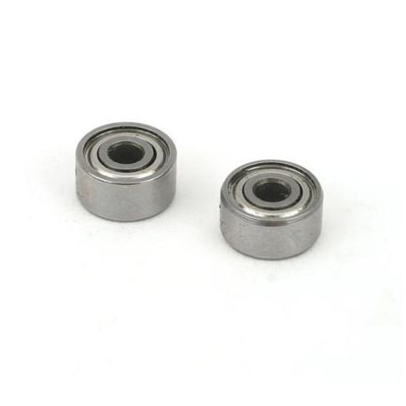 Bearing 2x6x3mm (2) : BCP/P, BCX/2, B400 (EFLH1121)
