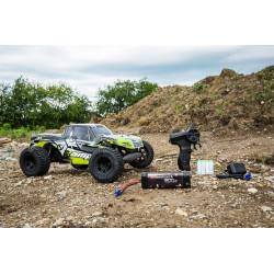 ECX AMP Monster Truck Noir/Vert (ECX03028)