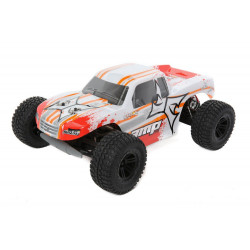 ECX AMP Monster Truck Blanc/Orange (ECX03028)