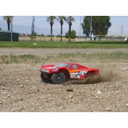 ECX Torment 1/18 4WD Short Course Truck Rouge/Orange (ECX01001IT2)