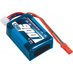 PACK LIPO 900 7.4V 30C DEEP BLUE ONE 340