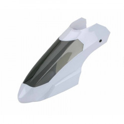 Body/Canopy, White w/o Decals : B400 (EFLH1480)
