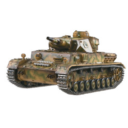 CHAR RC2.4GHZ 1/16 PANTHER IV AUSF.F1 METAL + (BRUIT/FUMEE) (TG3858-B)