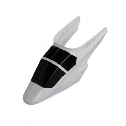 Body/Canopy, White w/o Decals : BMCX (EFLH2227W)