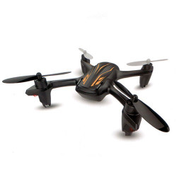 HUBSAN X4 PLUS MINI QUADCOPTER DRONE 2.4g LCD TX, ALTITUDE HOLD (H107P)