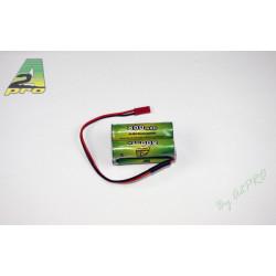 Pack Rx B 4.8V/AP-800AA Bec (4080B)