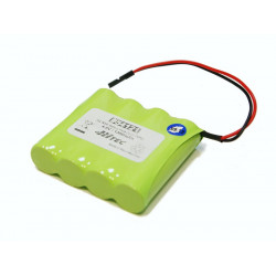 Batterie Reception NI-MH 4.8V 1300MAH (AA)