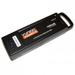 Lipo flight battery 11.1V 5400mah 3S (YUNQ4K131)