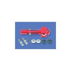 alu rotor head set (Upgrade Accessory)
