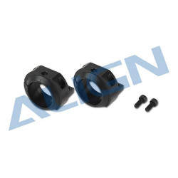 MR25P Motor Mount Block-Black (M425007XXT)