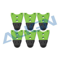 MR25P Landing Skid - Green (M425009XST)