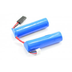 FTX SURGE LI-ION BATTERY 7.4V 1500MAH (FTX7265)