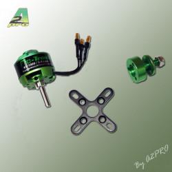 Pro-Tronik Moteur DM2610 KV1000 (72612)