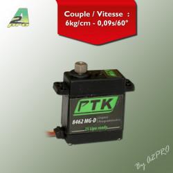 Micro Servo Numérique 8462 MG-D (78462)