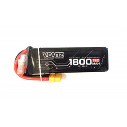 VCanz Power 1800mAh 75C 11.1V (VP1800/75-3S)