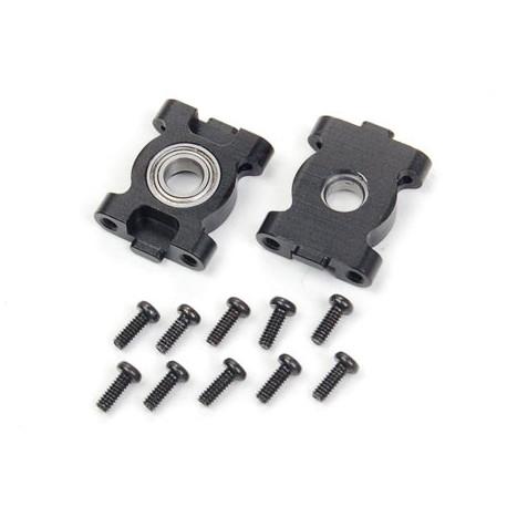 Metal Main Shaft Blocks (Trex 250)