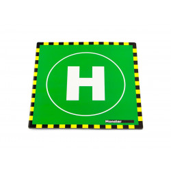 Mouse pad - Tapis de souris - Heliport, Z-24 (MT-Z-24)