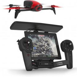 Bebop 2 + Skycontroller Black - Couleur : Red (Référence PF726100BA )
