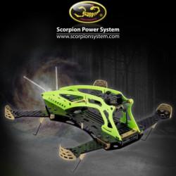 Scorpion Sky Strider 280 FPV Racing Quad Copter Kit (SP-F001)