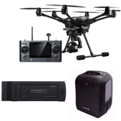 TYPHOON H PRO RTF avec Backpack Radio ST16 Camera Thermique