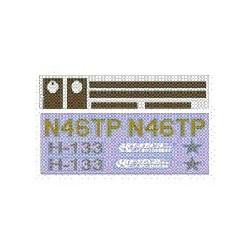 MD500 Green Sticker