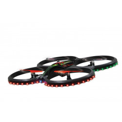 Flyscout Quadrocopter Compass-LED