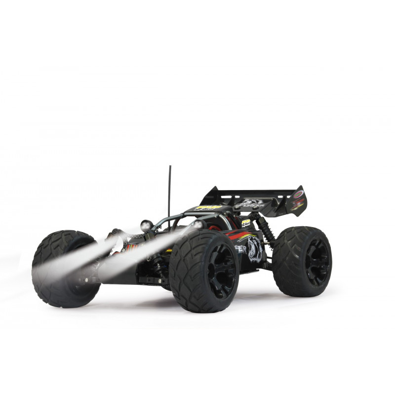 Can You Change A Nitro Rc Car Into Electric